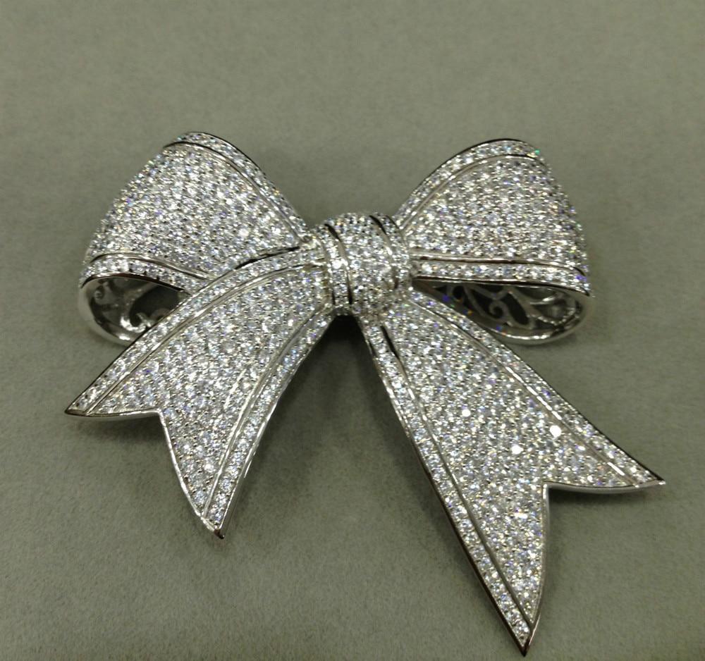 Strik sieraden accessoires diy 925 sterling zilver met zirkoon gratis verzending