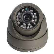 Security 720P 1.0MP Hot Sell HD CVI CCTV Surveillance Dome Camera Metal Casing Low Price