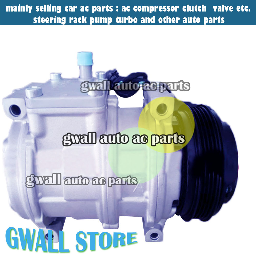 10PA17C AC A/C COMPRESSOR FOR IVECO DAILY LANCIA FOR CAR MERCEDES BENZ TSP0155809 447220 7290 4472207850 504277234 504384698