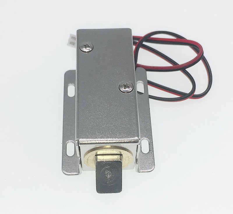 12V 24Vอิเล็กทรอนิกส์อัจฉริยะอัตโนมัติตู้ล็อคอิเล็กทรอนิกส์ตู้ล็อคตู้ล็อคแม่เหล็กไฟฟ้าRFID Access Controlลิ้นชัก