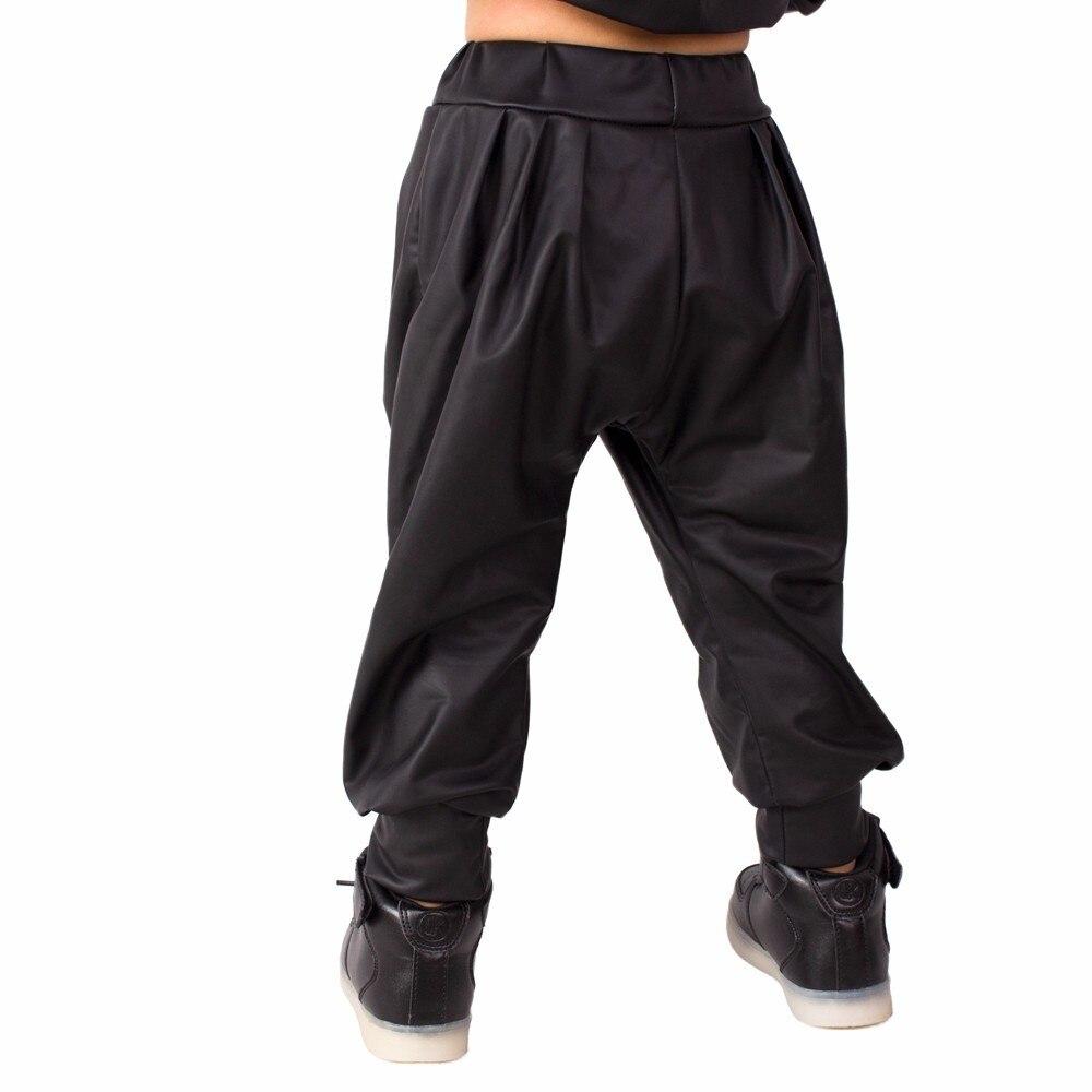 2018 New Fashion Kids Harem Hip Hop Spodnie do tańca Odzież - Ubrania dziecięce - Zdjęcie 4