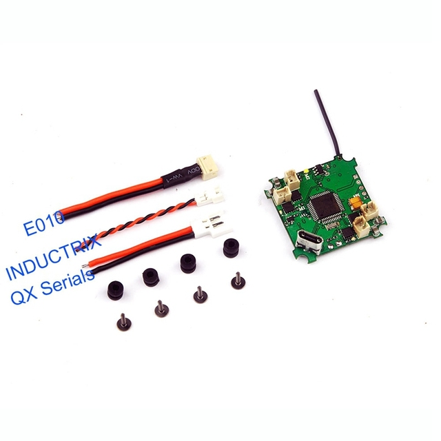 In Stock Eachine Beecore Upgrade V2.0 Brushed F3 + OSD Flight Control Board For E010 E010S H36 Tiny Quadcopter Spare Parts