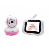 무선 아기 카메라 3.5 인치 tft lcd 비비 모니터 아기 비디오 전화 라디오 유모 아기 라디오 베이비 디지털 비디오 아기 모니