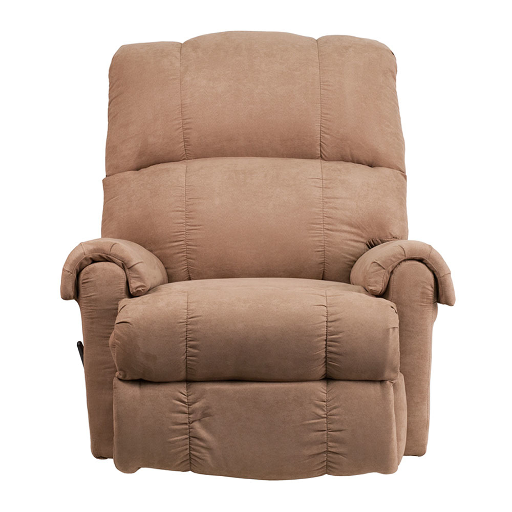 Flash Furniture Contemporary Victory Lane Taupe Fabric Rocker Recliner [863-WM-8700-394-GG] recliner