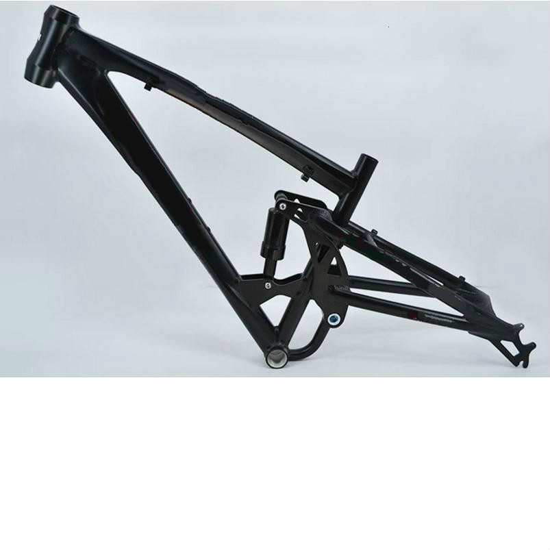 Kalosse Mountain-Bike-Frame 26--17inch Travel 165mm Diy-Colors title=