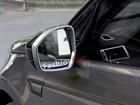 For Jaguar F-Pace f pace 2016 X761 ABS Car Rear View Mirror Rain Shield 2pcs