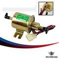 CORRIDA PQY-BJ-HEP-002 Alta Qulity 12 V bomba elétrica de combustível para o carburador do carro, motocicleta, ATV