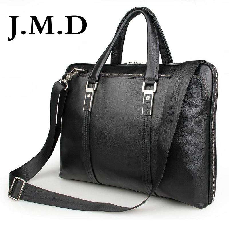 J.M.D 2019 New Arrival 100% Leather Briefcases Mens Cow Leather Messenger Shoulder Bag Handbags 7326J.M.D 2019 New Arrival 100% Leather Briefcases Mens Cow Leather Messenger Shoulder Bag Handbags 7326