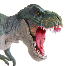 New Jurassic World Park Tyrannosaurus Rex Dinosaur Plastic Toy Model Kids Gifts