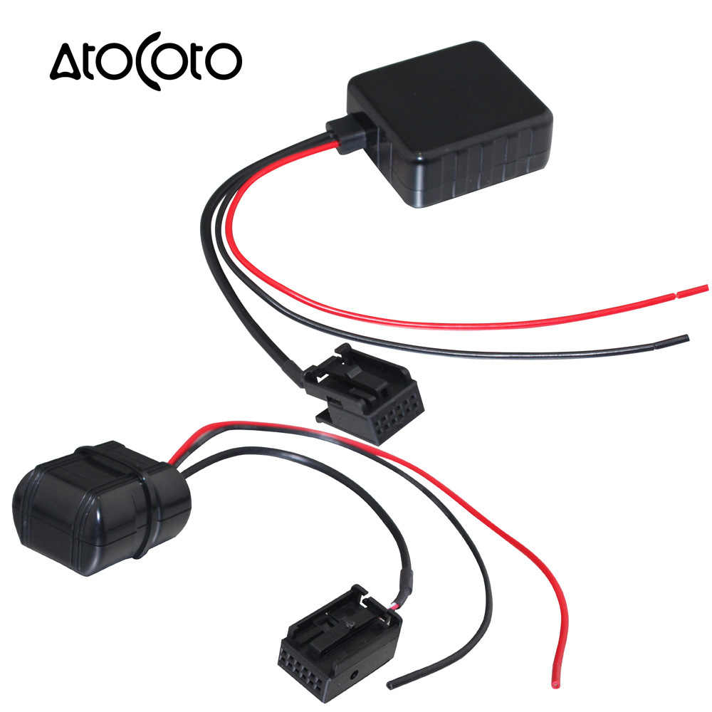 medium resolution of car bluetooth module for opel cd30 cd70 radio stereo aux cable adapter with filter wireless audio