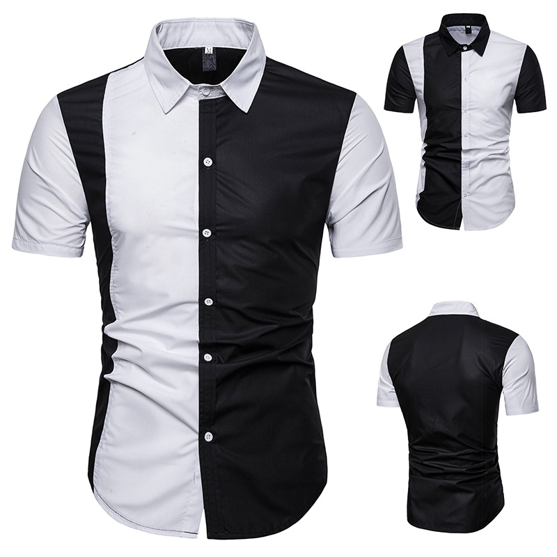 Short Sleeved Shirt Large Body Colour