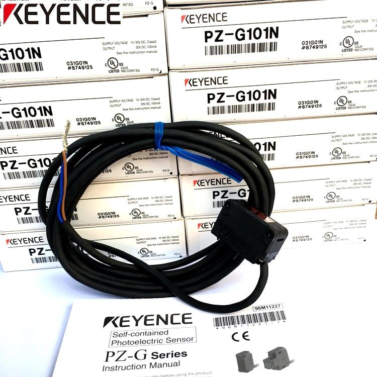KEYENCE Photoelectric Switch PZ-G101N Brand new original