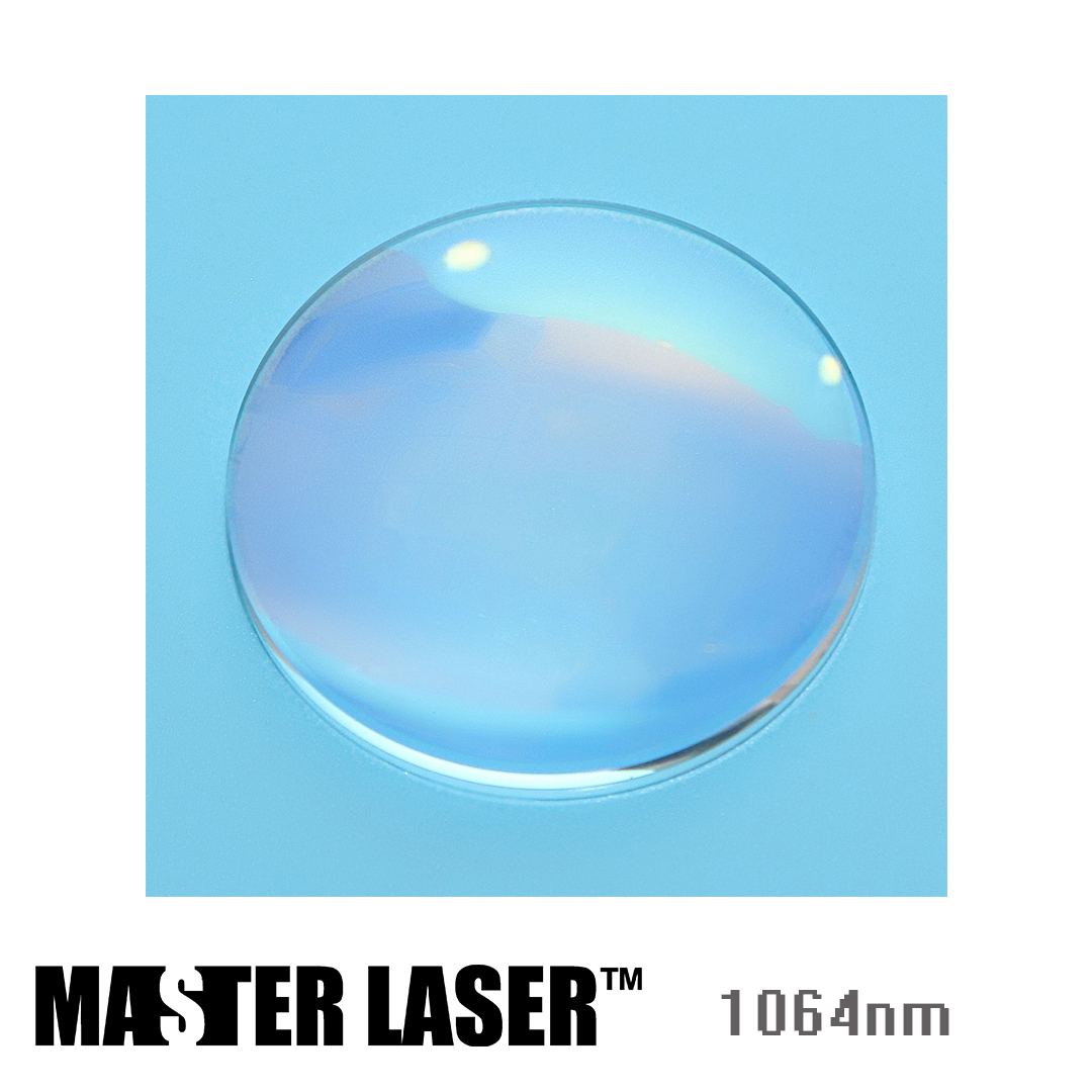 Quartz Aspheric Surface YAG High Power Cutting Machine Laser Focus Lens цена