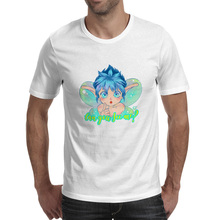Berserk Puck T Shirt Can You See Me Funny Print Creative T-shirt Cool Design Anime Unisex Tee