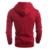 Hot 2016 New Arrival Gary Algodão Inverno Dos Homens Hoodies Moletons Alta Qualidade Das Vilosidades Masculino Botão Com Capuz Askew Marcas masculinas casacos