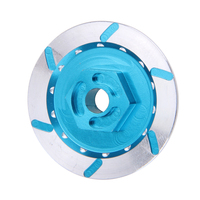 2017 4 Pcs Aluminum Brake Disc Wheel Adaptor For Suitable For 1 10 Off Road Buggy