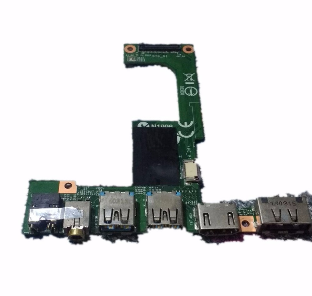 все цены на Laptop USB Audio Board for MSI GE60 2PC GE60-2PC MS-16GFB VER:1.1 USED онлайн