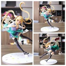 Anime How to Raise a Boring Girlfriend Saenai Heroine No Sodatekata Eriri Spencer Sawamura with books Action Figure figura