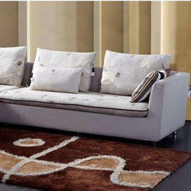 4pcs Metal Furniture Sofa Leg Anti Damp Feet For Couch Chair Cabinet 8cm Silver