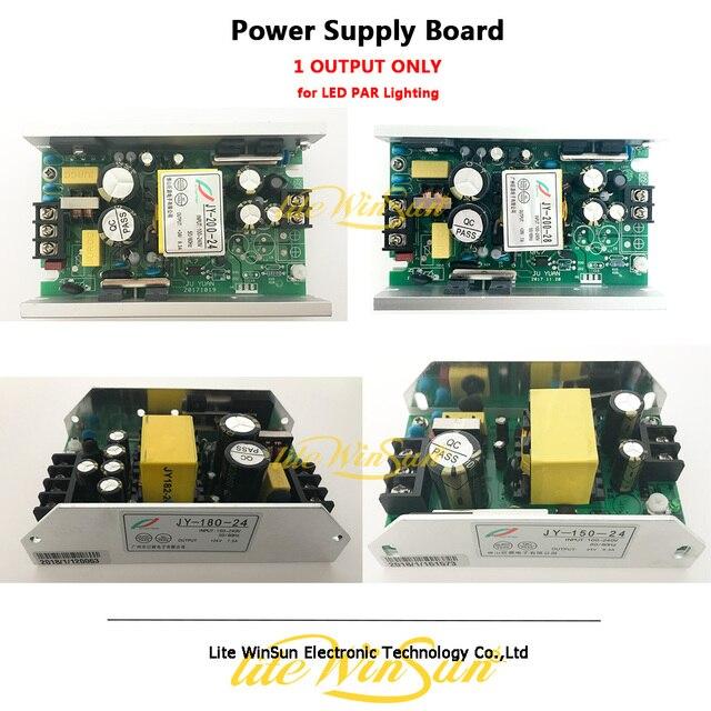 Litewinsune Freeship 150W 180W 200W DC24V 36V Schalter Power Supply Board für LED Par DJ Bühne beleuchtung