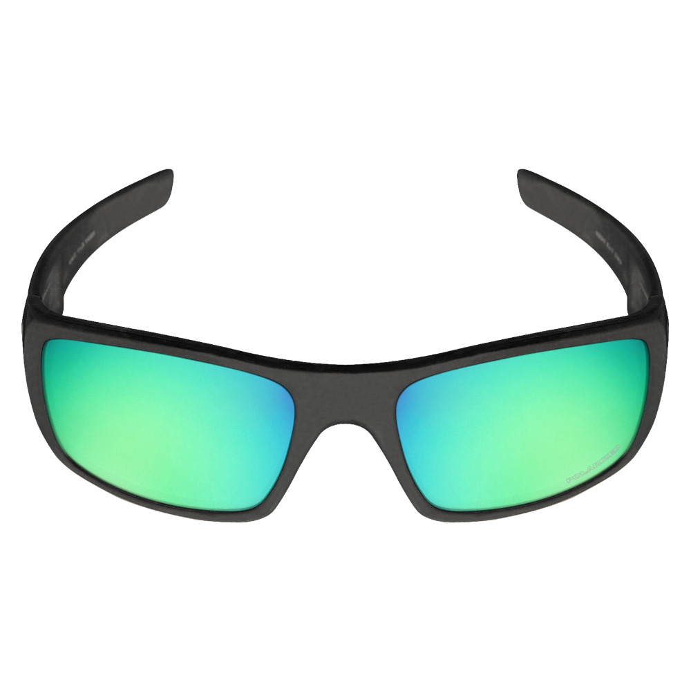 4140f1c5bbb Mryok+ POLARIZED Resist SeaWater Replacement Lenses for Oakley Crankshaft  Sunglasses Emerald Green-in Accessories from Apparel Accessories on  Aliexpress.com ...