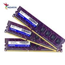 ADATA Memory RAM DDR3 1600 8G 4G 2G 1600MHz Dimm Memoria Module Stick DDR For PC Desktop 240Pin Free Shipping 2 GB 4 GB 8GB