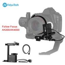 FeiyuTech AKFI AK Serise Free Servo Follow Focus Gear Ring Adjustable Support Real Time Focus for FeiyuTech AK2000 AK4000 Gimbal