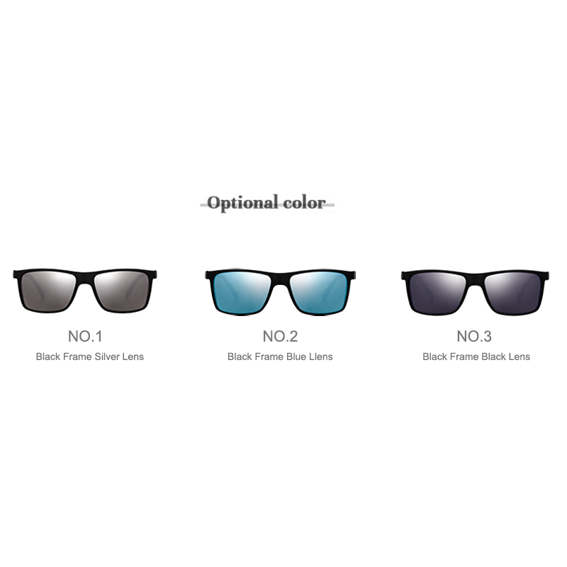 72a8268b31b2d JULI Brand HD Polarized Sunglasses Men Male Polaroid Sun Glasses Brand  Design Fishing Sport Sunglasses Goggle Classic Eyewear-in Sunglasses from  Apparel ...