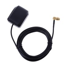 3 Meters GPS Antenna Navigation Positioning Aerial Curved Male SMA Connector Car Repeater Receiver Transmitter Vehicle GPS gps receiver transmitter antenna screw antenna rtk gps accessories south s82 s86t series antenna