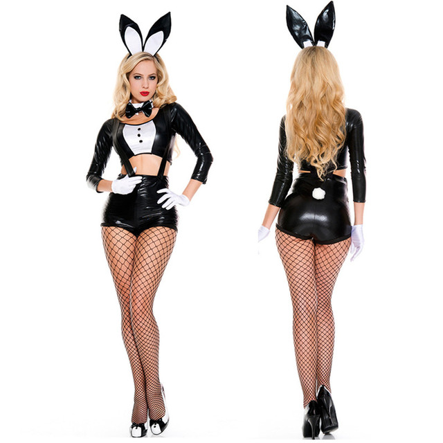 Sexy bunny costumes for women