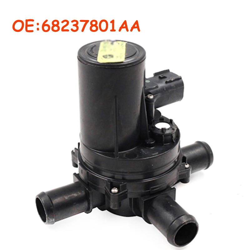 Coche OEM 68237801AA 52014971AB 52014971AA Válvula de Control de calentador solenoide para GMC Buick Chevrolet accesorios de coche