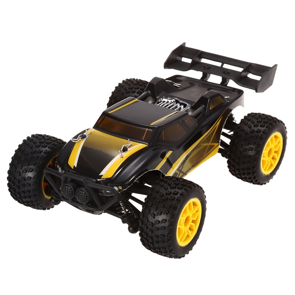 GPTOYS S607 1:24 RC Cars 2CH 2.4GHz 4WD Brushed Remote Control Car Toys Vehicle Toy RC Racing Car VS Wltoys A979 A959 mini rc car 1 28 2 4g off road remote control frequencies toy for wltoys k989 racing cars kid children gifts fj88