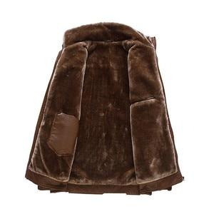 Image 2 - Vestes et manteaux dhiver épais et chauds