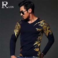 Latest Release 2015 Casual Shirt Men S Autumn Clothing Tops Men High End Luxury Men S