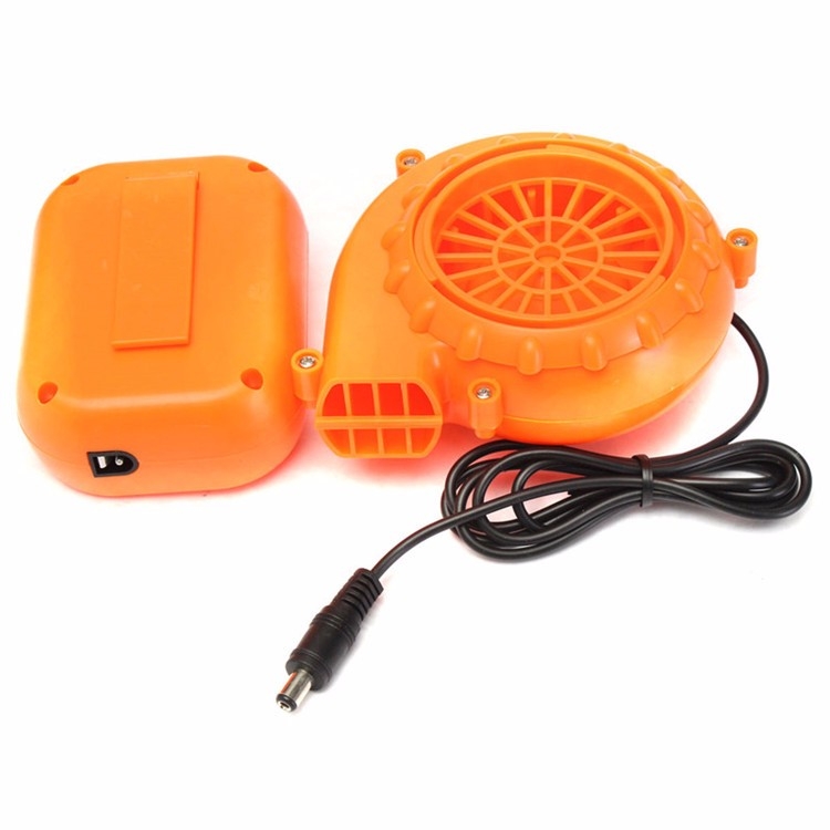 battery pack and blower