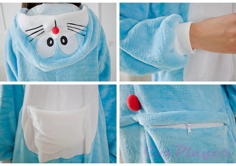 Doraemon cosplay