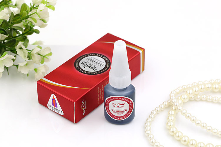 Navina Red Box Professional 10ml Кірпікке арналған - Макияж - фото 4