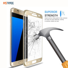 3D Curved tempered glass for Samsung S7 edge S6 plus note 9 full covered Phone film for Galaxy s8 S7 s6 edge screen protection