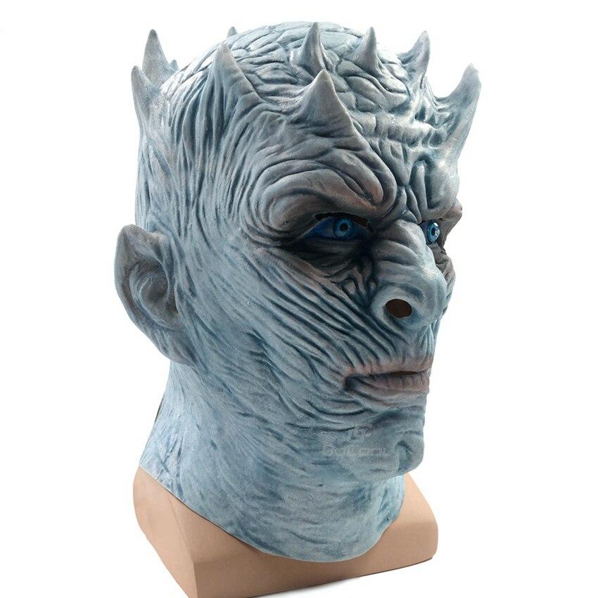 Máscara Rey de la Noche Juego de tronos