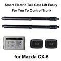 Inteligente Puerta Trasera Eléctrica Levantar Fácilmente para Que Traje para Mazda CX-5 Tronco de Control Remoto Con Control de succión eléctrica