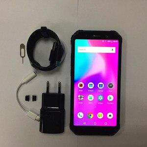 """Image 3 - AGM A9 JBL 共同ブランディング 5.99 """"4 グラム + 32 グラムアンドロイド 8.1 頑丈な電話 5400mAh IP68 防水スマートフォンクアッドコアボックススピーカー NFC"""