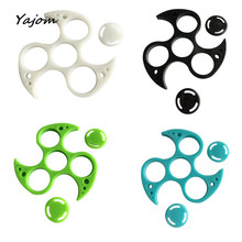 Free for shipping Without Bearing Frame Shell For Tri-Spinner Hand Spinner EDC Fidget Toy Brand New High Quality May 11