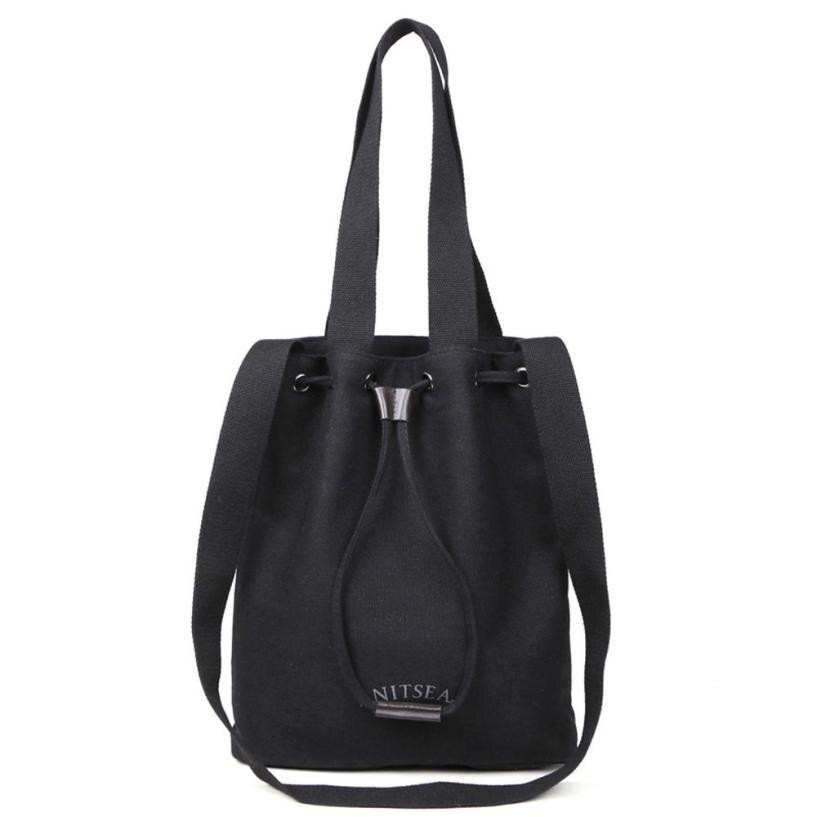 Canvas Bags Handbag Large Tote Ladies Shopping Bag Crossbody Shoulder Bag Bolsos Mujer