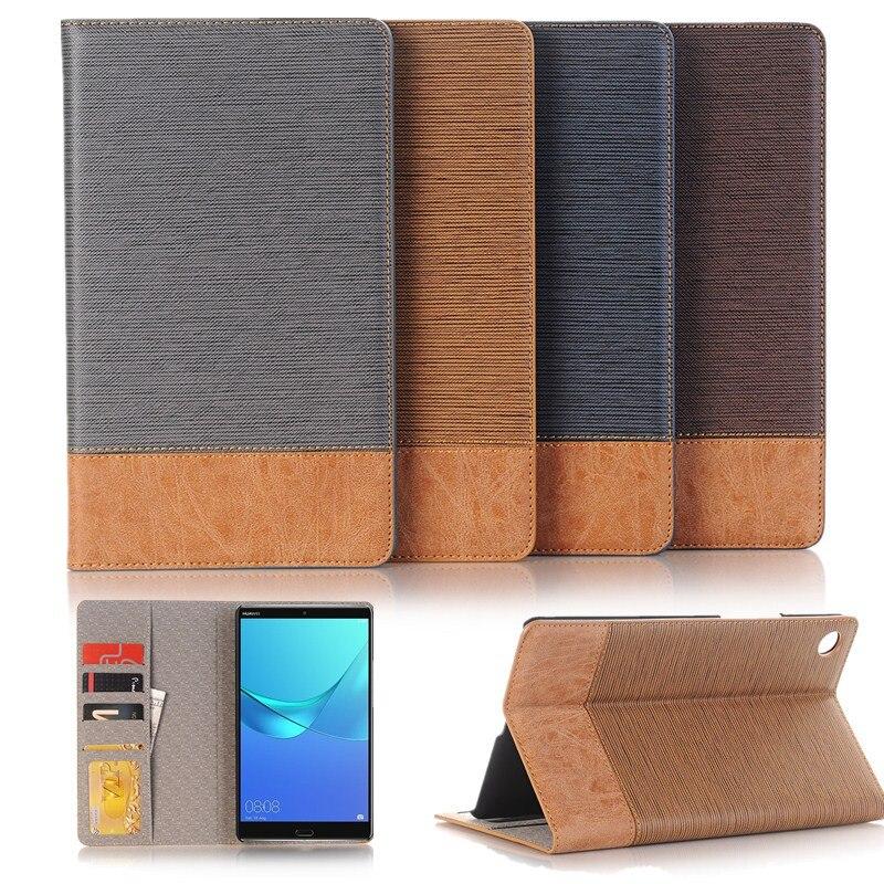 Tablet Case Huawei Jdn2-W09 Jdn2-Al00 Mediapad M5 Patchwork-Cover For Lite 8-8.0inch