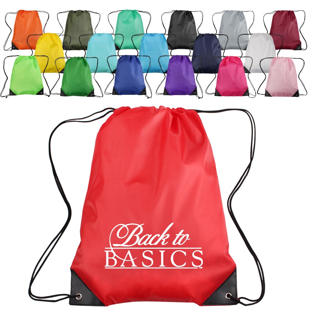High Quality Drawstring Bag Waterproof Nylon Dry Bag Gym Bags Personalized