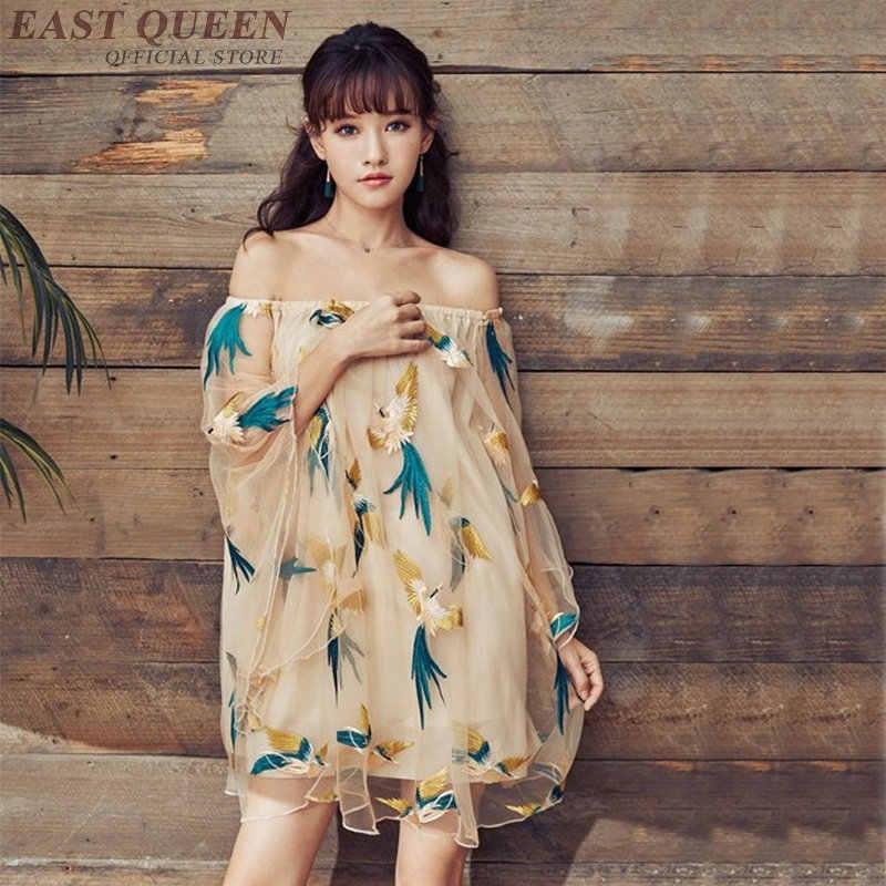 41242f4f8ba ... Japanese dress kimono modern Boho chic mexican hippie dress women  ethnic style dress clothing bohemian dress