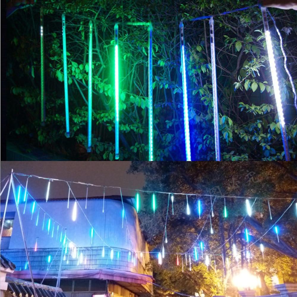 8pcs-Set-Led-String-Lamp-30CM-Meteor-Shower-Rain-Tubes-AC110-240V-Christmas-String-Light-Outdoor (5)