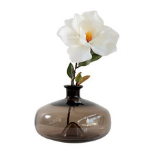 Hot Sale Nordic Style Desktop Decoration Glass Floor Vases Modern Home Decor Tabletop Vase Household Furnishing Articles(China)