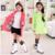 Retro classic Primavera niña grande sólido gabardina Cazadora chaqueta para 7-14yrs niñas niños niño prendas de vestir exteriores femenina ropa caliente