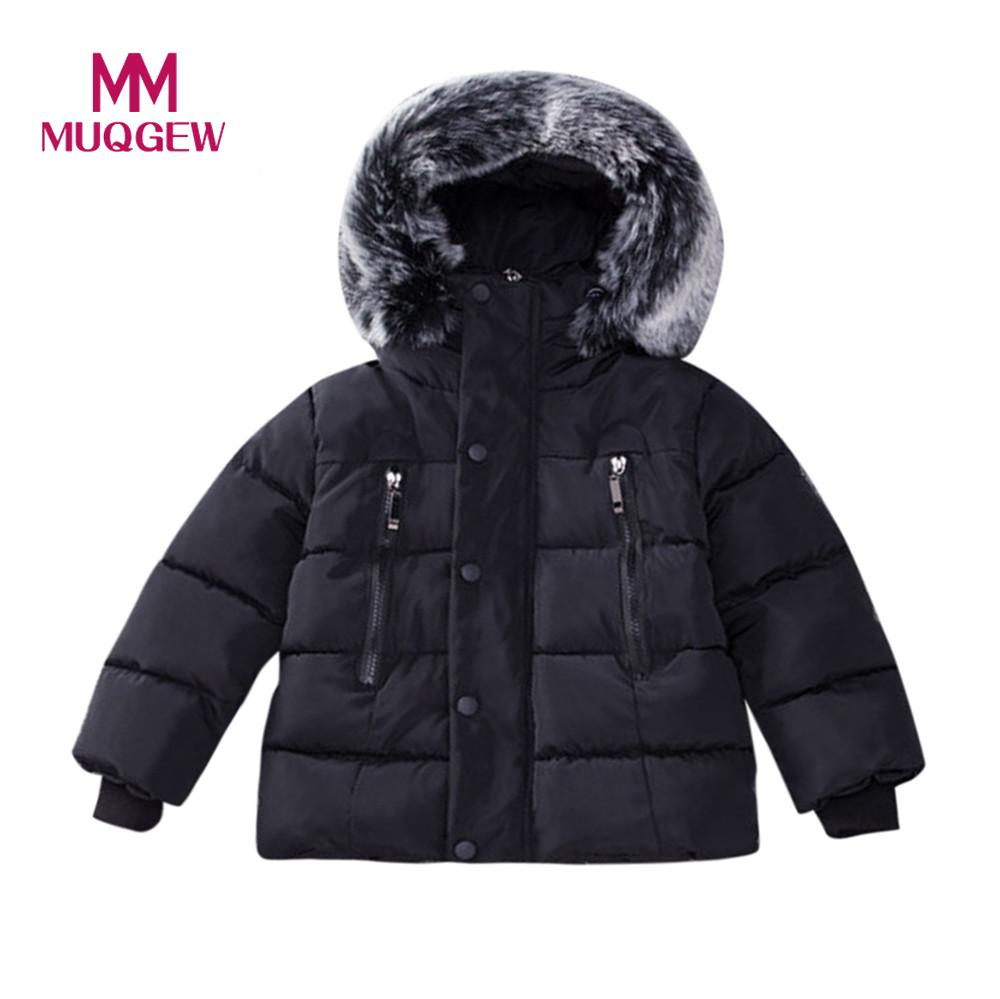 MUQGEW Infant Boby Clothes Sets Cotton Newborn Baby Girl Boy Winter Cotton Hooded Coat Jacket Thick Warm Zipper Outwear Clothes women winter coat leisure big yards hooded fur collar jacket thick warm cotton parkas new style female students overcoat ok238